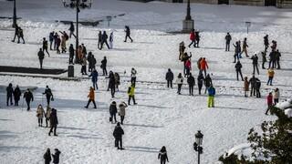 Ισπανία: Μετά το χιόνι, το πολικό ψύχος