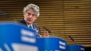 Επίτροπος ΕΕ: Η εισβολή στο Καπιτώλιο προάγγελος αυστηρότερων περιορισμών στα social media