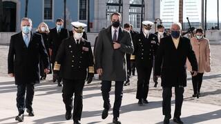 Μητσοτάκης για Frontex: Ένα από τα καλύτερα παραδείγματα πραγματικής αλληλεγγύης