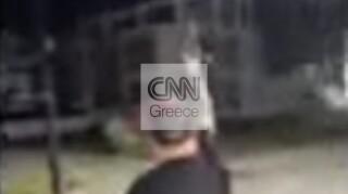 Αποκλειστικό CNN Greece: Ντοκουμέντο από τους άσκοπους πυροβολισμούς στο Ζεφύρι