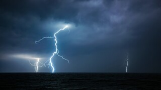 Ισχυρά καιρικά φαινόμενα μέχρι το βράδυ στο Βόρειο και Ανατολικό Αιγαίο