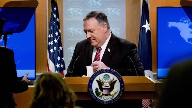 Οι ΗΠΑ χαιρετίζουν την επανέναρξη των διερευνητικών επαφών Ελλάδας - Τουρκίας
