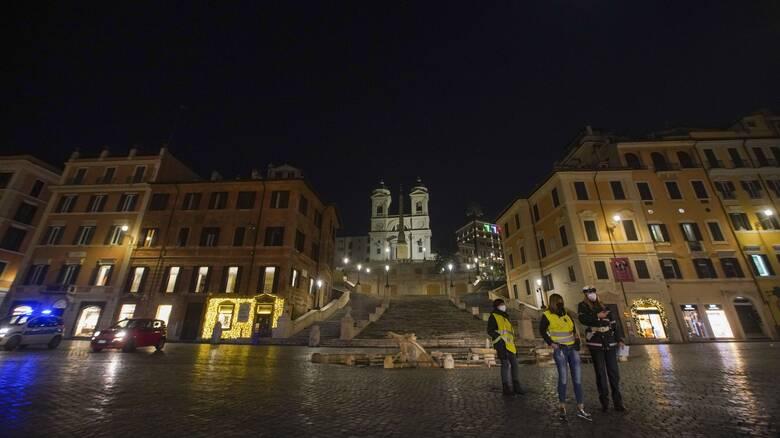 Κορωνοϊός - Ιταλία: 14.242 κρούσματα και 616 θάνατοι σήμερα - Παράταση μέτρων ζητούν οι ειδικοί