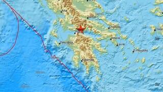 Σεισμός κοντά σε Αίγιο και Ναύπακτο - Αισθητός σε πολλές περιοχές