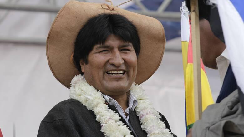Βολιβία: Θετικός στον κορωνοϊό ο πρώην πρόεδρος Έβο Μοράλες