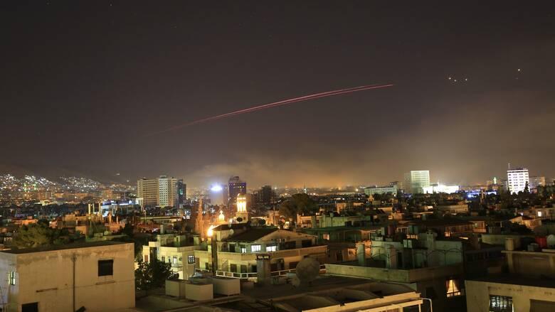 Συρία: 23 νεκροί σε μπαράζ αεροπορικών επιδρομών του Ισραήλ