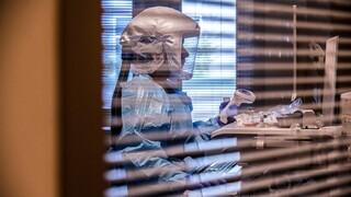 Κορωνοϊός: Ένας στους 10 ασθενείς χρειάστηκε να επανανοσηλευτεί μετά το εξιτήριο