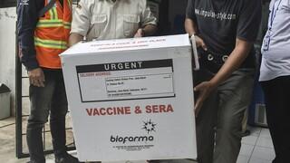 Sinovac: Πολύ λιγότερο αποτελεσματικό το κινεζικό εμβόλιο από όσο θεωρείτο αρχικά