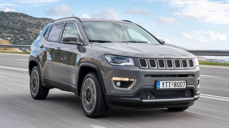 Το plug-in υβριδικό Compass είναι το πρώτο και αξιόλογο βήμα της Jeep προς τον εξηλεκτρισμό