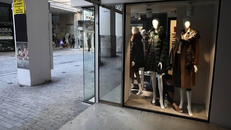Εμπορικός Σύλλογος Αθηνών: «Click away» και «click in shop» για το άνοιγμα του λιανεμπορίου