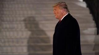 Ντόναλντ Τραμπ: Δεύτερη παραπομπή 7 μέρες πριν το τέλος εν μέσω πρωτοφανών μέτρων ασφαλείας