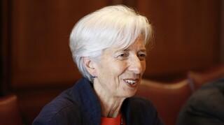 Λαγκάρντ: Οι προβλέψεις της ΕΚΤ ισχύουν εάν τα lockdown αρθούν έως τα τέλη Μαρτίου