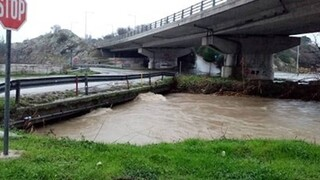 Κακοκαιρία σε Έβρο και Ροδόπη: Πλημμυρισμένα 110.000 στρέμματα