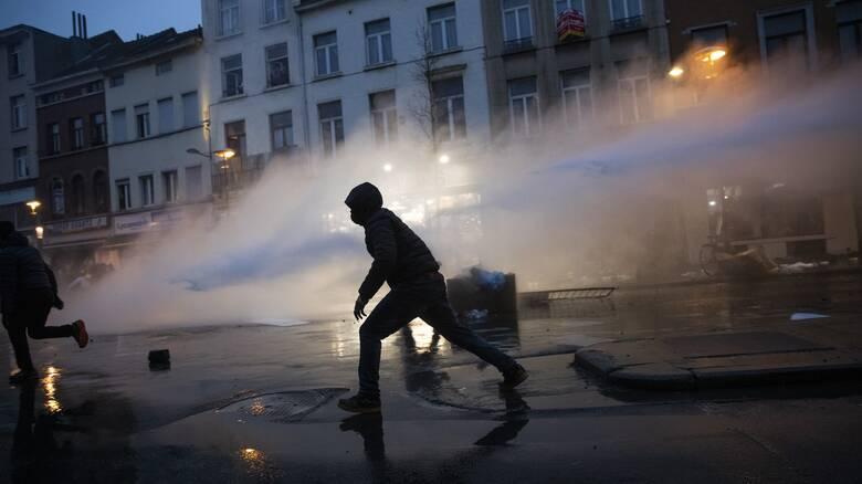 Επεισόδια στις Βρυξέλλες μετά τον θάνατο 23χρονου κατά τη σύλληψή του