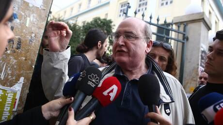 Φίλης στο CNN Greece: Τα πανεπιστήμια έχουν ανάγκη από καθηγητές και όχι αστυνομικούς