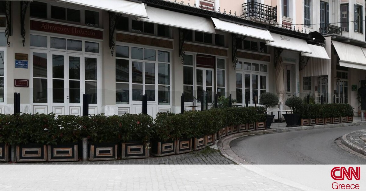 Δερμιτζάκης: «Ναι» στην εστίαση σε τρεις εβδομάδες – Να ανοίξουν και τα σχολεία μαζί με την αγορά