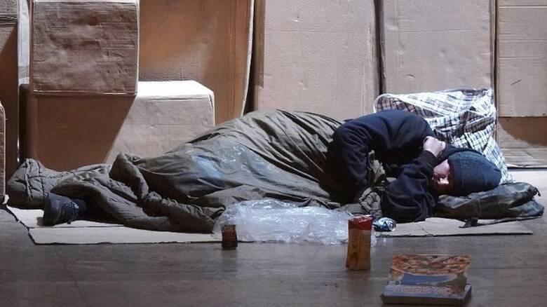 Κακοκαιρία «Λέανδρος»: Μέριμνα για τους αστέγους από το Δήμο Αθηναίων