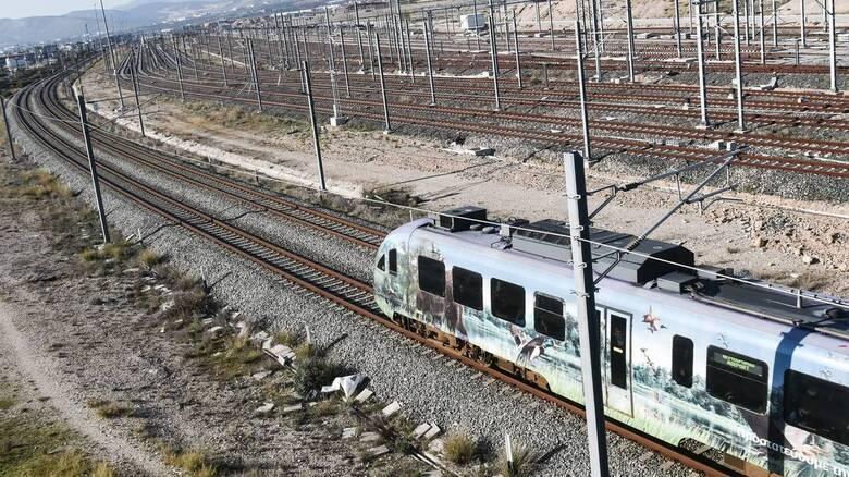 Διακοπή δρομολογίων στον Προαστιακό Σιδηρόδρομο