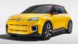 H Renault θα έχει και πάλι ένα «5» στη γκάμα της και θα είναι ηλεκτρικό