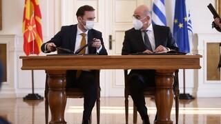 Δένδιας: Δεν μπορούμε να επιτρέψουμε τη δημιουργία κενού σταθερότητας στα Δυτικά Βαλκάνια