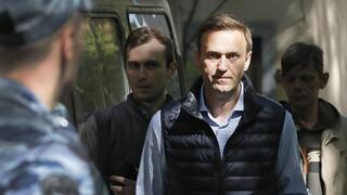 Ρωσία: Η Ομοσπονδιακή Υπηρεσία Φυλακών προτίθεται να συλλάβει τον Ναβάλνι