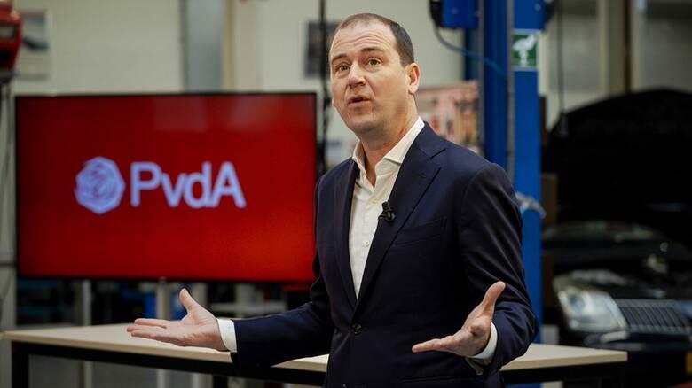 Ολλανδία: Παραιτήθηκε ο επικεφαλής του Εργατικού Κόμματος για το σκάνδαλο οικογενειακών επιδομάτων