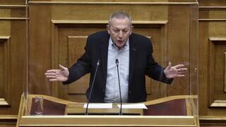 Βουλή: Τι είπε ο Θανάσης Παφίλης για τη νύχτα των Ιμίων