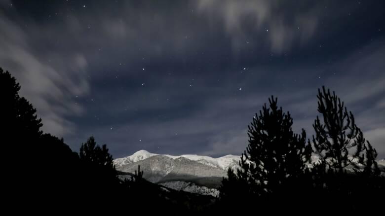 Κακοκαιρία «Λέανδρος»: Πού θα χιονίσει απόψε