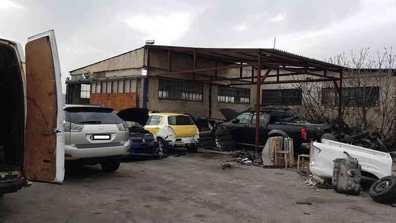 Απίστευτο: Έκλεβαν αυτοκίνητα, πήραν και Επιστρεπτέα Προκαταβολή