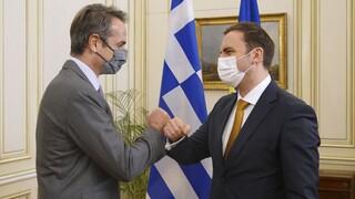 ΣΥΡΙΖΑ: Χαιρετίζουμε τη στροφή Μητσοτάκη για τη Συμφωνία των Πρεσπών