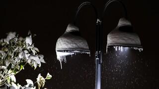 Κακοκαιρία «Λέανδρος»: Χιονοπτώσεις σε Κεντρική και Δυτική Μακεδονία - Πώς θα εξελιχθεί το φαινόμενο