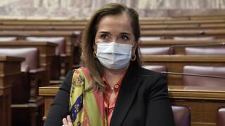 Μπακογιάννη: Ο Μητσοτάκης οργώνει το χωράφι για να το σπείρει μετά την πανδημία
