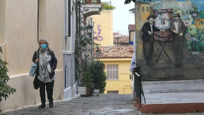 Κορωνοϊός: Στα 500 ευρώ το πρόστιμο σε όσους παραβιάζουν τα περιοριστικά μέτρα
