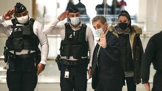 Γαλλία: Προκαταρκτική έρευνα κατά του πρώην προέδρου Νικολά Σαρκοζί