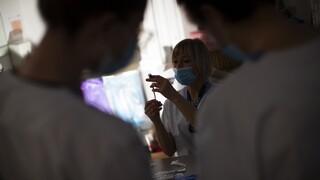 Κορωνοϊός - Βέλγιο: Έρευνα μετά τον θάνατο ηλικιωμένου πέντε μέρες μετά τον εμβολιασμό του