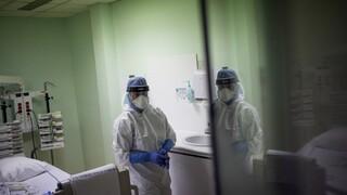 Κορωνοϊός: 610 νέα κρούσματα, 319διασωληνωμένοι, 34θάνατοι