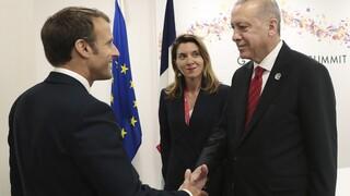 Ερντογάν και Μακρόν αντάλλαξαν επιστολές για να ξαναρχίσουν τον διάλογο