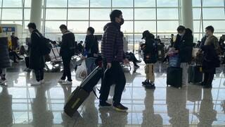 Κορωνοϊός: «Βουτιά» 60% της παγκόσμιας αεροπορικής κίνησης το 2020