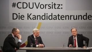 Σήμερα η εκλογή του νέου προέδρου των Γερμανών Χριστιανοδημοκρατών