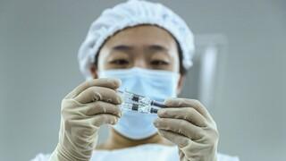 Κορωνοϊός: Έφτασαν στο Βελιγράδι ένα εκατομμύριο δόσεις του κινέζικου εμβολίου