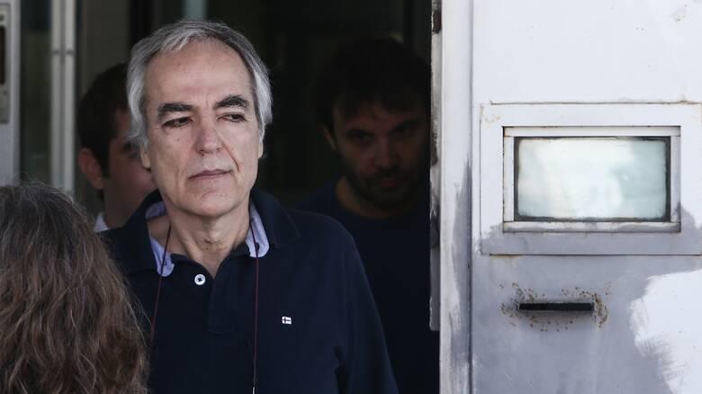 Λαμία: Εκτάκτως στο νοσοκομείο ο Δημήτρης Κουφοντίνας