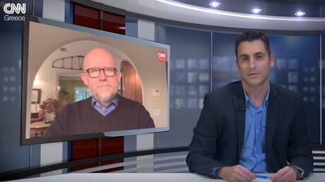 Ρικ Ουίλσον στο CNN Greece: Θα χωριστεί πολύ σύντομα το Ρεπουμπλικανικό Κόμμα στην Αμερική