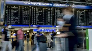 Λήξη συναγερμού στο αεροδρόμιο της Φρανκφούρτης - Δύο συλλήψεις