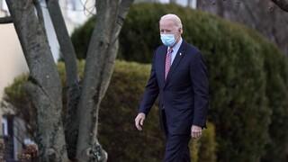 ΗΠΑ: Σειρά διαταγμάτων θα υπογράψει o Τζο Μπάιντεν αμέσως μετά την ανάληψη των καθηκόντων του