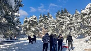 Καιρός: Σε κλοιό κακοκαιρίας η χώρα - Δείτε σε ποιες περιοχές θα χιονίσει