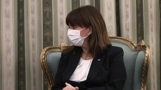 Σοφία Μπεκατώρου: Θα γίνει δεκτή στο Προεδρικό Μέγαρο από την Κατερίνα Σακελλαροπούλου