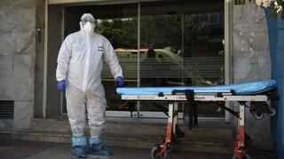Κορωνοϊός: 28 θάνατοι, 320 διασωληνωμένοι, 237 νέα κρούσματα