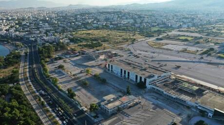 Ελληνικό: «Πράσινο φως» για τη δημιουργία χώρων αναψυχής από το Υπουργείο Πολιτισμού