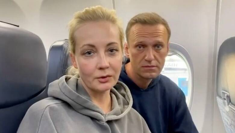 Ρωσία: Συνελήφθησαν υποστηρικτές του Ναβάλνι στο αεροδρόμιο της Μόσχας