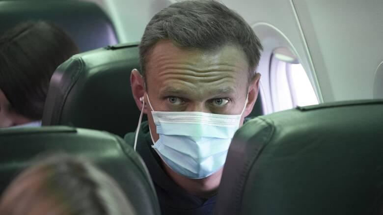 Η Δύση καταδικάζει τη σύλληψη Ναβάλνι: «Να απελευθερωθεί αμέσως»